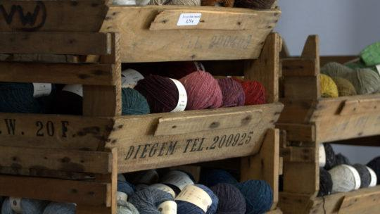Bins of yarn_choices